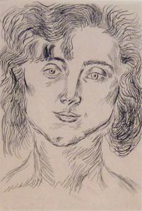 Henri MATISSE,  Mlle. M. M. (Marguerite Matisse)