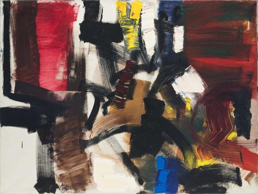 Jean MIOTTE - Peinture - Untitled