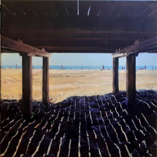 Pierre RIOLLET - Peinture - Laura