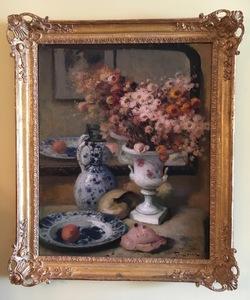 Fernand TOUSSAINT - Gemälde - Grand Still Life