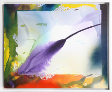 Paul JENKINS - Painting - Phenomena West Wing
