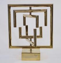 Yaacov AGAM - Sculpture-Volume - Space Divider