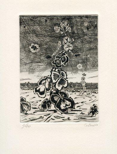 Lucien COUTAUD - Stampa-Multiplo - GRAVURE 1960 SIGNÉE CRAYON NUM/20 HANDSIGNED NUMB ETCHING