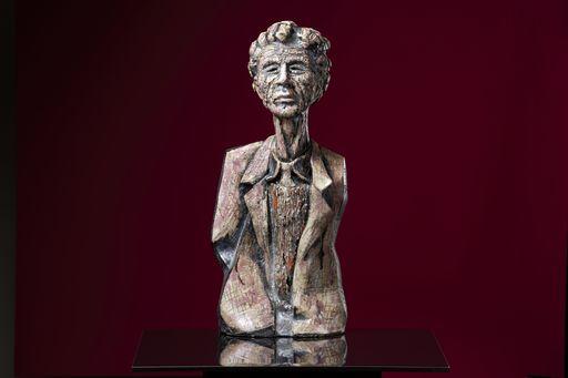 Victor PRODANCHUK - Skulptur Volumen - Alberto Giacometti