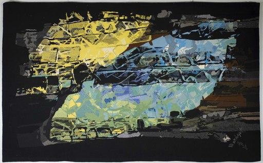 Mathieu MATÉGOT - Tapestry - Oberon