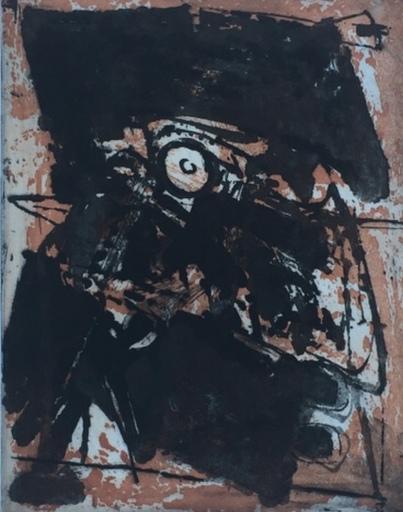 Albert BITRAN - Print-Multiple - Abstraction