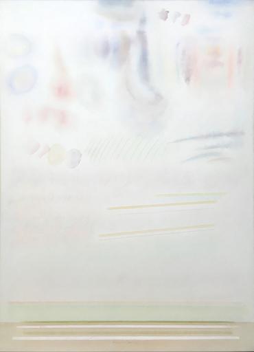 Riccardo GUARNERI - Pintura - Vola vola sopra l'orizzonte