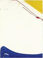 Sam FRANCIS - Peinture - Senza titolo SF64-190