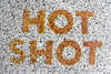 Ed RUSCHA - Estampe-Multiple - Hot Shot, from: Eighteen Small Prints