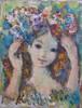 Boris SIMON - Painting - L'ete