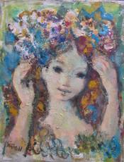 Boris SIMON - Pintura - L'ete