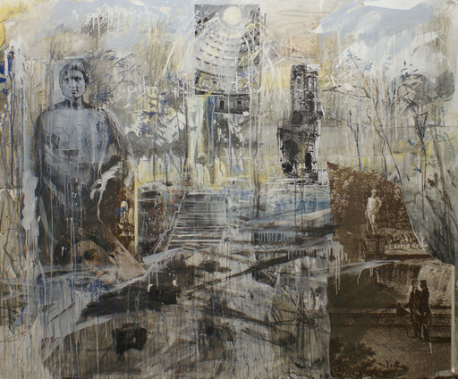 Valery Nikolaevich KOSHLYAKOV - Pintura - La ville d'Alexandre