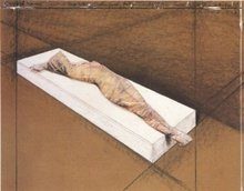 CHRISTO - Estampe-Multiple - Wrapped Woman