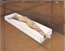 CHRISTO - Print-Multiple - Wrapped Woman