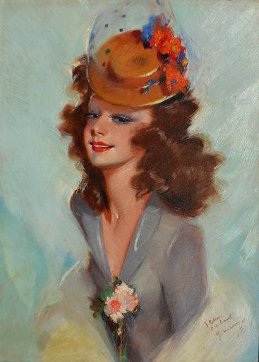 Jean Gabriel DOMERGUE - Painting