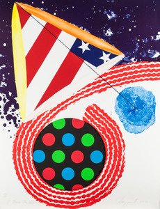 James ROSENQUIST, Free for All