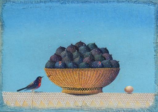 Claudio CARGIOLLI - Pintura - Sull'altare maggiore