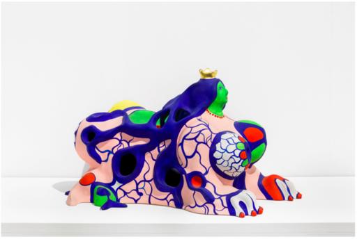 Niki DE SAINT-PHALLE - Sculpture-Volume - Sphinx