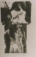 Mimmo ROTELLA (1918-2006) - Come Pigmalione