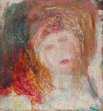 Pierre-Auguste RENOIR - Peinture - Étude de tête