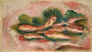 Pierre-Auguste RENOIR - Pittura - Les rougets