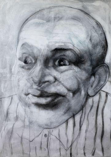 Lyudmyla RAZBITSKAYA - Drawing-Watercolor - No title    (Cat N° 5421)