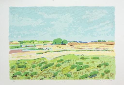 Dorothy Elsie KNOWLES - Stampa-Multiplo - Summer Day 67/90