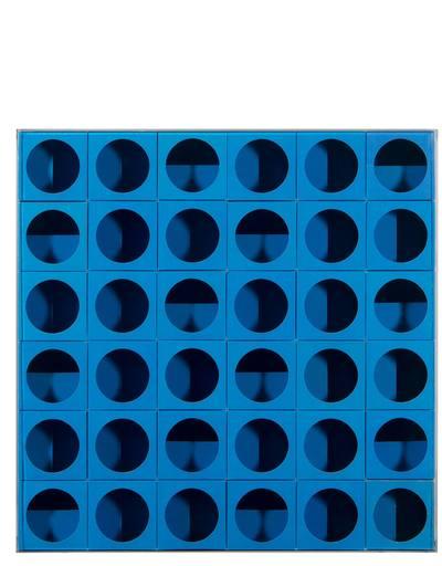 Paolo SCHEGGI - Sculpture-Volume - INTER -ENA. CUBO