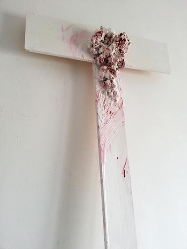 PASTURO - Sculpture-Volume - Crucificcio