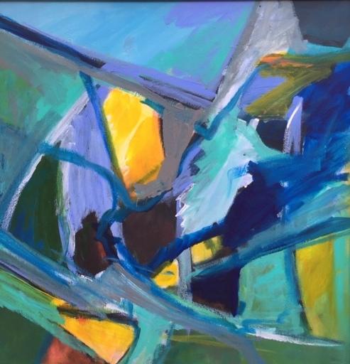 Irène DARGET-BASTIEN - Painting - Malor