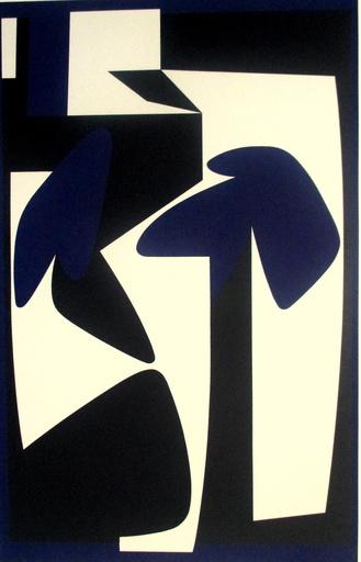 维克多•瓦沙雷利 - 版画 - Composition 2