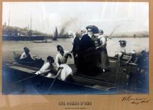 Fausto ZONARO (1854-1929) - Sul Corno d'Oro
