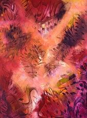 Shijo Alan BURNER - Gemälde - #15 Requiem-Mozart