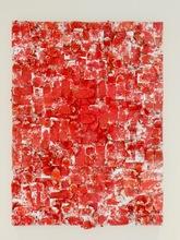 Fernandez ARMAN - Peinture - Red Tubes