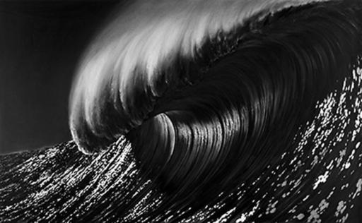 罗伯特•隆戈 - 照片 - Untitled (Ariane)