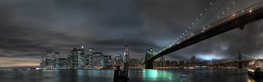 Christian VOIGT - Photo - MANHATTAN SKYLINE I