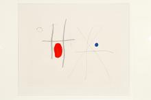 Joan MIRO (1893-1983) - Càntic del Sol, Franz von Assisi
