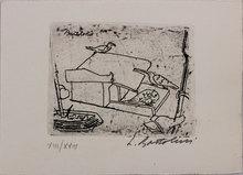 Luigi BARTOLINI - Print-Multiple - Augurio artistico Prandi