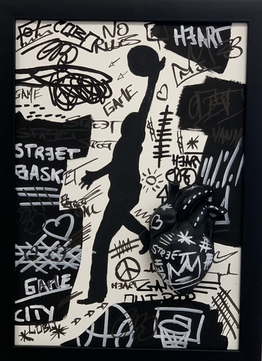COBO - Painting - Street Ball