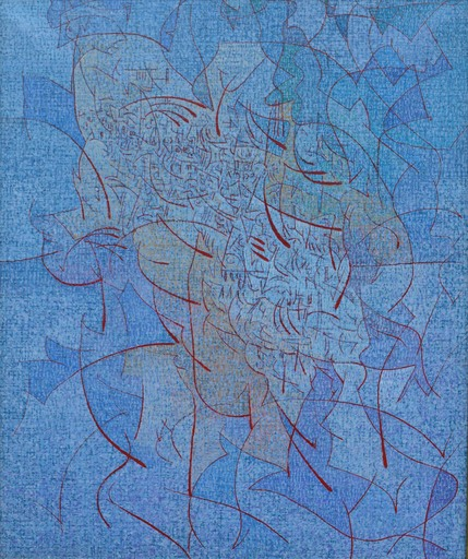 Vincenzo BALSAMO - Peinture - Senza titolo