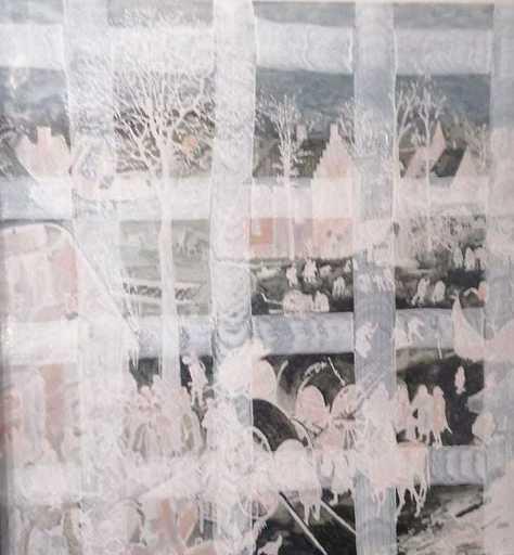 Toby ZIEGLER - Gemälde - senza titolo