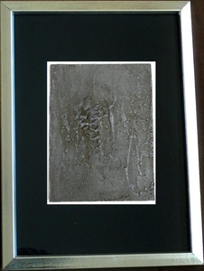 Salvador SORIA - Peinture - Abstraction grise