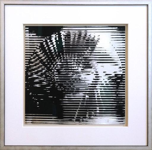Heinz MACK - Grabado - Rotor black-silver