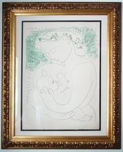Pablo PICASSO (1881-1973) - Grande Maternite