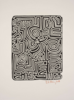 Keith HARING - Print-Multiple - Stones