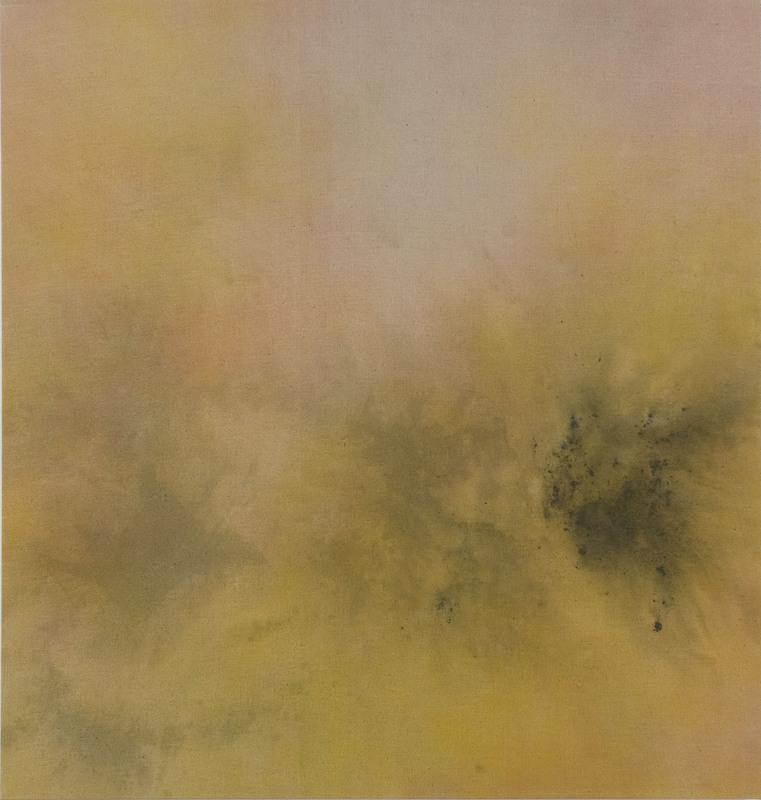 Michael BIBERSTEIN - Painting - Mellow Yellow