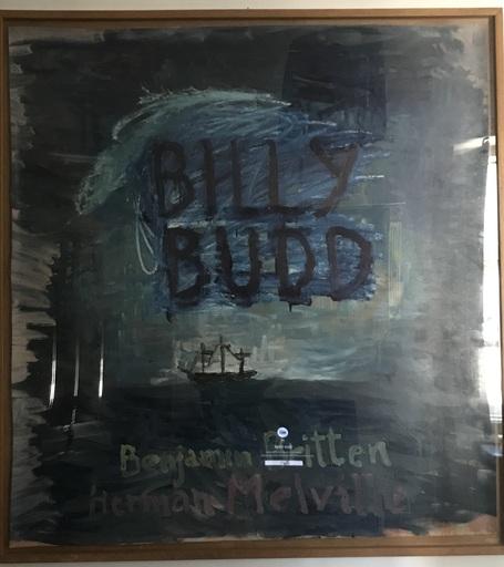 Juan VILLAPUIG - Pintura - BILLY BUDD - BENJAMIN BRITTEN E HERMAN MELVILLE