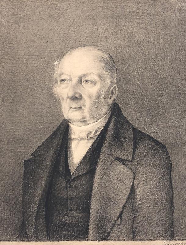 Charles CAMOIN - Dibujo Acuarela - Portrait