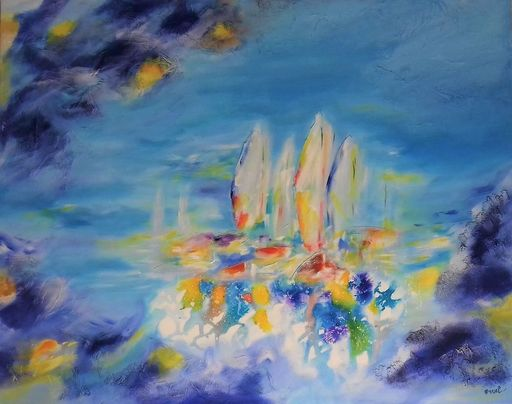 ANVAL - Painting - Evasion