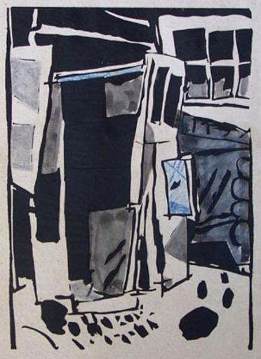 Jean POUGNY - Grabado - Portfolio: L'Atelier
